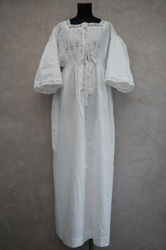 early 20th c. S/SL dress