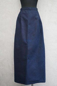 cir.1930's indigo apron