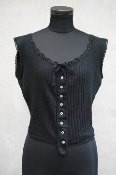 early 20th c. rib N/SL top