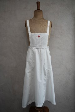 cir.1930's red cross nurse apron