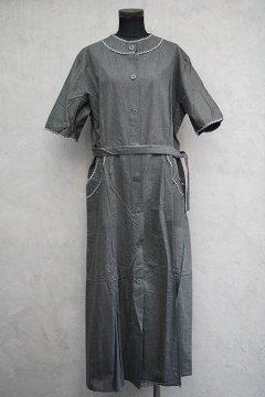 mid. 20th c. S/SL dress