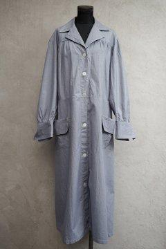 1940's blue gray work coat