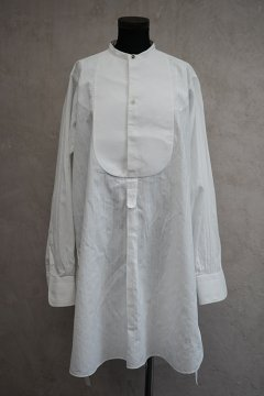 ~1930's white dress shirt