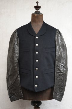 early 20thc. wool gilet jacket