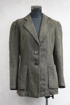 ~1940's check jacket