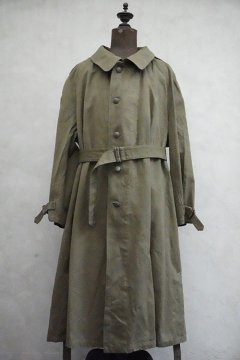 1950's M35 cotton motorcycle coat size 6 dead stock