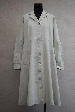 1930's-1940's pale color cotton work coat