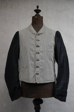 cir.1930's Belle Jardiniere servant jacket