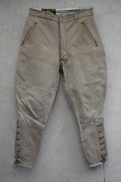 1940's beige pique jodphurs