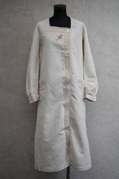 ~1930's linen work coat