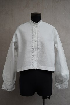 ~early 20th c. cotton blouse