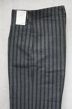 1930's-1940's striped cotton work trousers dead stock