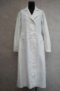 1930's-1940's cotton herringbone work coat