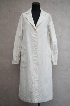 1930's-1940's linen work coat
