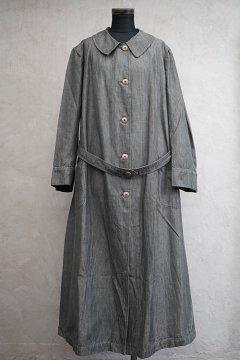 ~1930's gray work coat