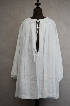 early 20thc. linen church smock