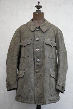 1930's-1940's light pique hunting jacket