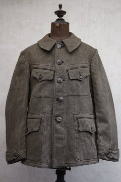 1930's brown S&P pique hunting jacket