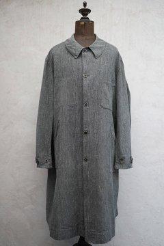 1930's herringbone S&P atelier coat