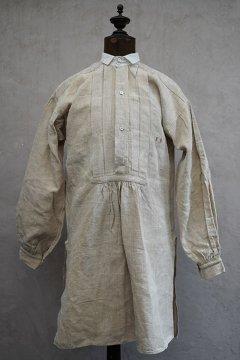 early 20th c. hemp shirt