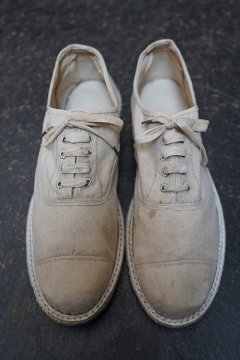 ~mid 20th c. white shoes