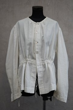 ~early 20th c.white cotton blouse