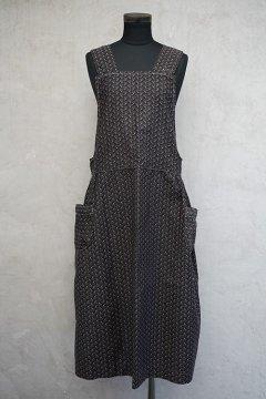 cir.1930's printed work dress N/SL