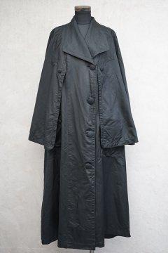 late 19th - early 20th c. silk cape coat