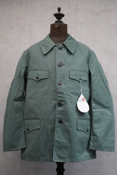 1950's-1960's khaki cotton hunting jacket dead stock