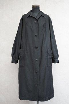 1930's-40's black work coat