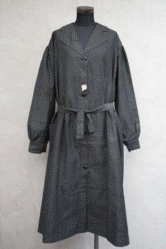 1930's printed work coat dead stock