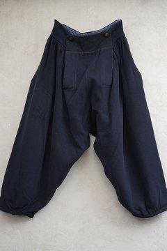 ~1940's Dutch wool wide trousers