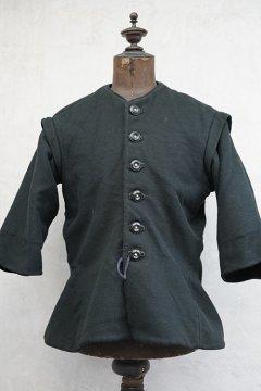 early 20th c. Dutch vicars wool jacket