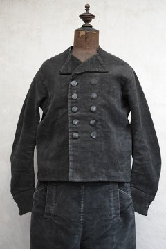 early 20th c. Dutch fisherman jacket and trousers set