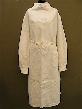 1950's medical gown