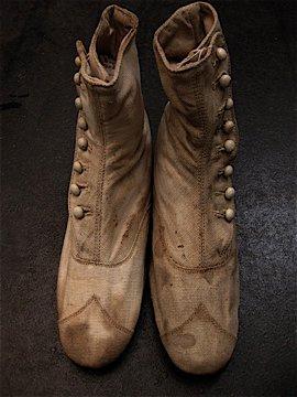 cir.1900's kids boots