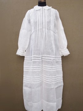 early 20th c. communion dress