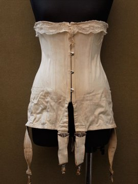 early 20th c. corset
