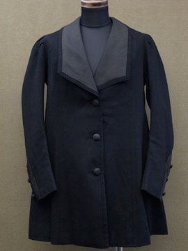 cir. 1920 - 1930's wool jacket / coat