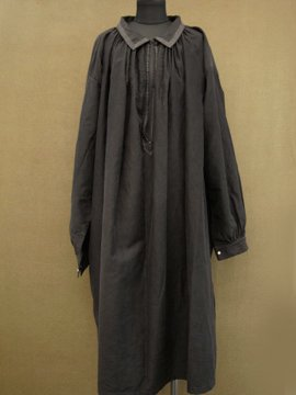 early 20th c. cotton work smock