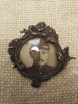 19th - early 20th c. brooch