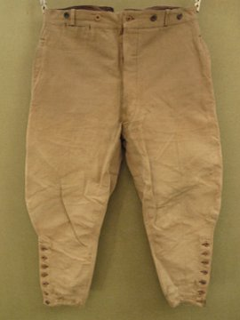 cir. 1930 - 1940's brown jodhpurs
