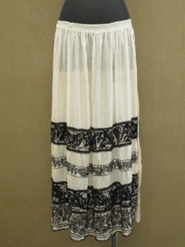 1920's beaded skirt