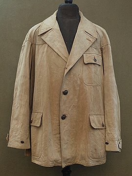 cir. mid 20th c. hunting jacket