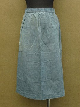 cir.1920's-1930's striped apron