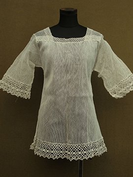 early 20th c. choir boy tunic