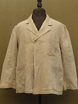 cir. 1930's linen jacket