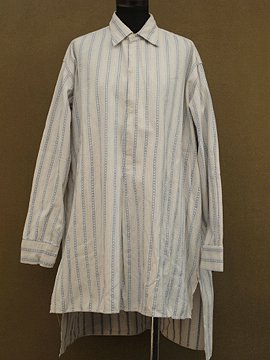 cir.1940's striped shirt
