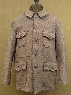 cir.1940-1950's pique hunting jacket