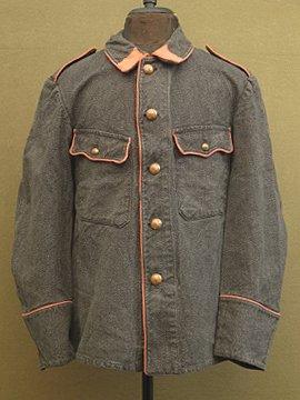 cir.1920-1940's salt&pepper cotton jacket